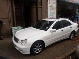 Mercedes-Benz C 1.8 R 6 2000 Negotiable