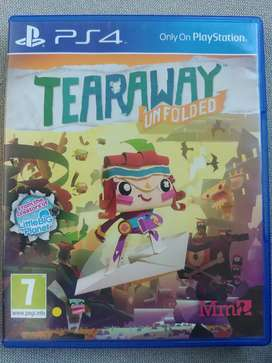 Tearaway - unfolded - PS4