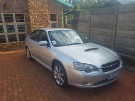 Subaru Legacy 2.0 GT A/T (Non-Runner) for sale/swap35
