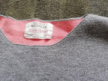 Sweterek firmy Zara Girls rozmiar 128 Kielce - image 2