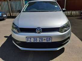 2017 VW POLO 6 TSI 1.4 FOR SALE R139999