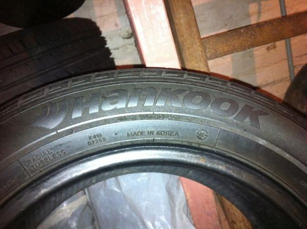 ШИНЫ Hankook Optimo K415 185/65 R15 88H Харьков - изображение 6