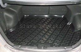 Ковёр в багажник Hyundai Accent (Solaris) '06-2010,'10-2017 sedan/hach