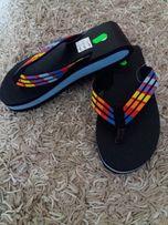 Шлепанцы- сандали 34-35 р