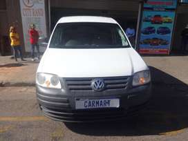 VW CADDY 1.6 PANEL VEN 2007 MODEL