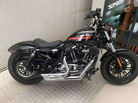 Harley-Davidson 2019 XL1200X Sportster 1200 Forty Eight Special 1450KM