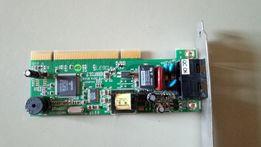 PCI телефонный факс-модем