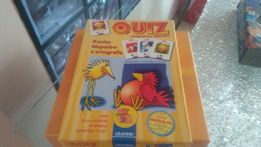 MikroskopGra planszowa, mikroskop dla dzieci Quiz ortograficzny Granny