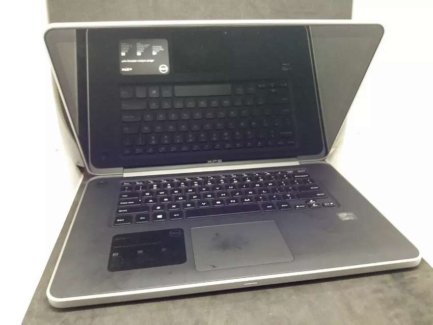 USA used dell xps 15. 500gb 8gb Dedicated graphics 0