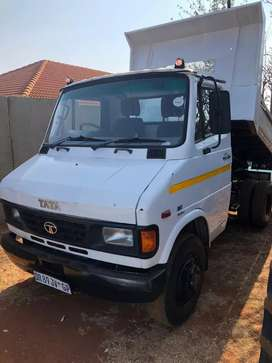 Tata 407 turbo 3,5 ton dropside tipper