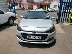2015 Hyundai i20 N 1.4 with a leather seat
