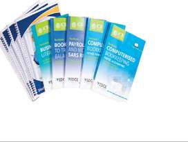 ICB Financial Accounting Textbooks