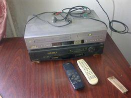 продаю видеомагнитофоны Panasonic и Daewoo