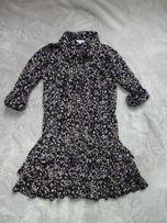 bawełniana sukienka dziewczęca