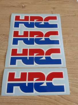 HRC decals stickers vinyl cut graphics