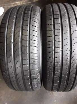 2×235/55/17 IRELLI tyres for sale it's available now