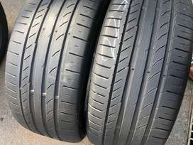 225 45 R17 COntinental Run Flat Tyres