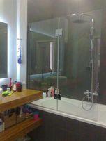 Шторки-дверцы для ванной, стеклянные перегородки и ширмы для душа