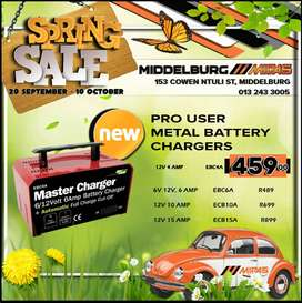 Get Pro User Metal Battery Chargers NOW at these amazing LOW prices!