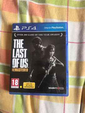 Ps4 last of us