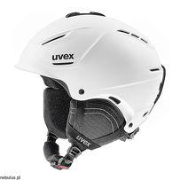 UVEX kask narciarski P1us 2.0 - white mat (52-61 cm) za 399 zł