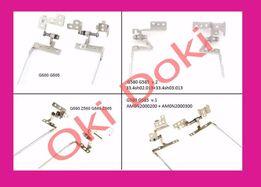 Петли LENOVO G Z 560,565 A/G/E/AM/AF Ideapad G580 G585 G500 S G505 кре