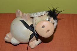 Super prezent uśmiechnięta świnka skarbonka