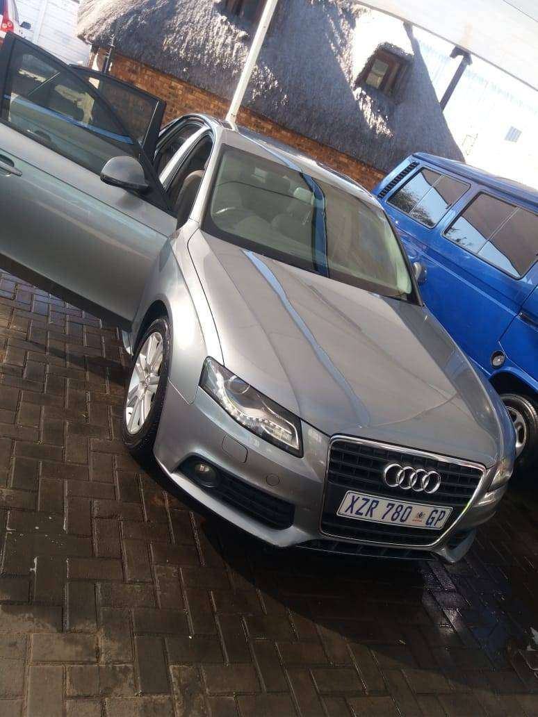 the A4 Is a very pefect car in good condition 0