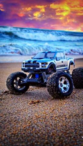 Traxxas-stampede 2wd