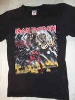 Iron Maiden футболка мужская The Number of the Beast