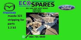 Mazda 323 Stripping for spares