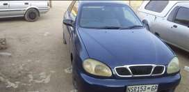 Selling Daewoo lanos 1.6 with A/C ,power windows and power steering