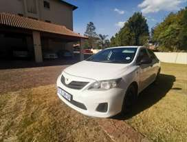 Toyota corolla Registered with taxi bolt,Negotiable!