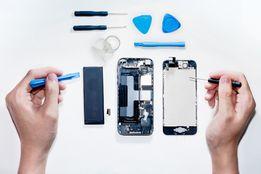 iPhone 5 5s 6 6s 7 serwis naprawa wymiana szybki baterii wyświetlacza