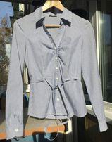 Хлопковая женская блузка с длинным рукавом Oggi, Oodji