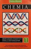Chemia zbiór zadań otwartych Dariusz Witowski tom 1