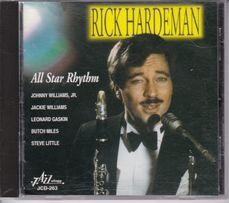 Rick Hardeman All Star Rhythm CD