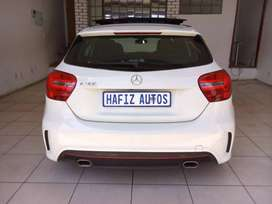 2014 Mercedes benz A180 auto + sunroof