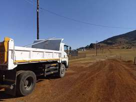 10m3 Tipper for Hire Dry Rate