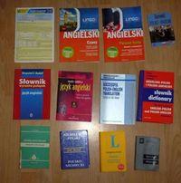 Książki do nauki języków