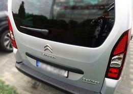 Nakładka na zderzak Osłona Listwa Peugeot Partner Citroen Berlingo 08-