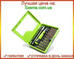 Супер набор отверток 54в1 (№8921) для техники, телефонов, ноутбуков