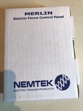 Merlin electric fence control panel
