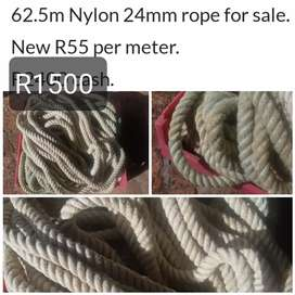 24mm Nylon rope for sale
