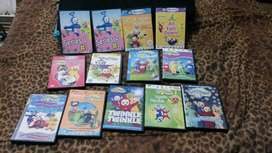 Teletubbies dvds for sale