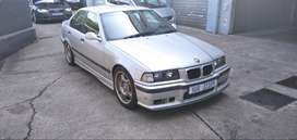 1998 BME E36 M3 3.2 with complete other shell