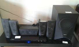 Sony Home Theater System with remote