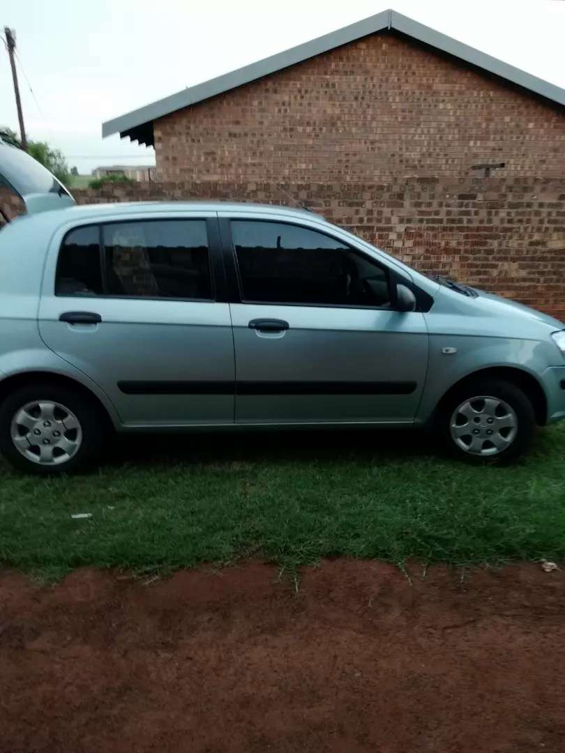 Hyundai getz 1.3 engine prices are negotiable 0