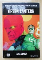 WKKDC: Green Lantern - Tajna geneza