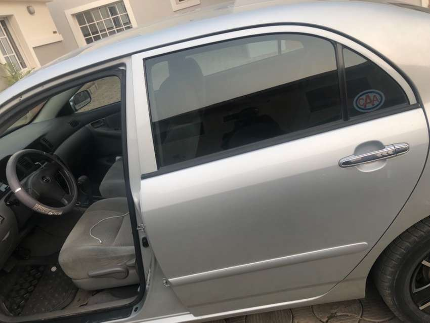 Two months Neatly used toyota corolla 0